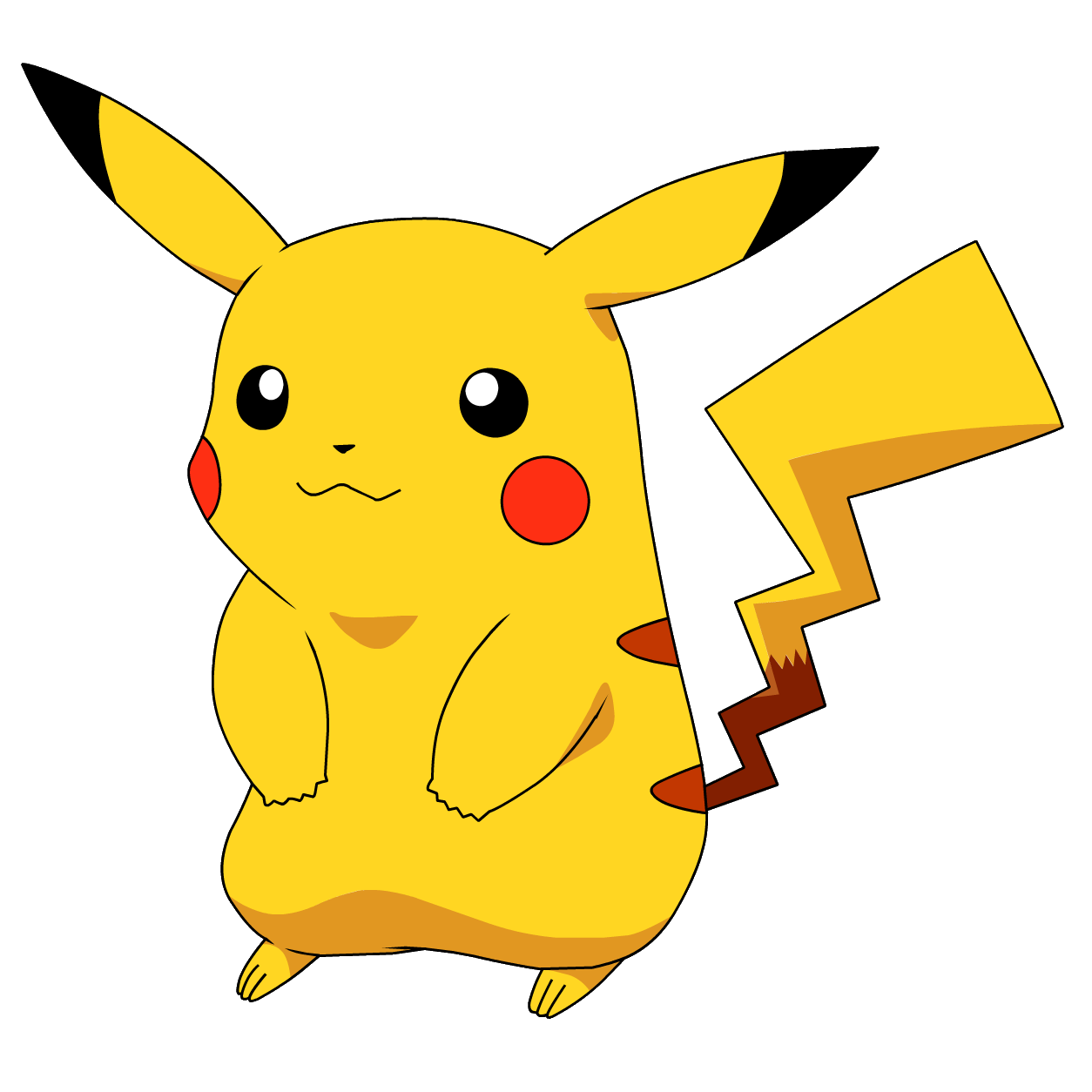 Pokemon Pikachu And Raichu Images