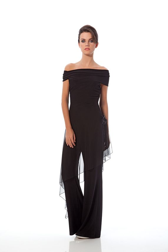 Tenue De Cocktail Femme Pantalon